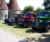 Vintage Trucks at Kent Life