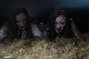 Kentaminated Zombies at Kent Life